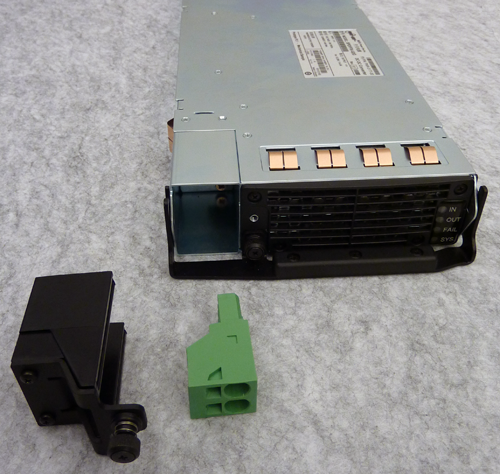 DC power supply and components