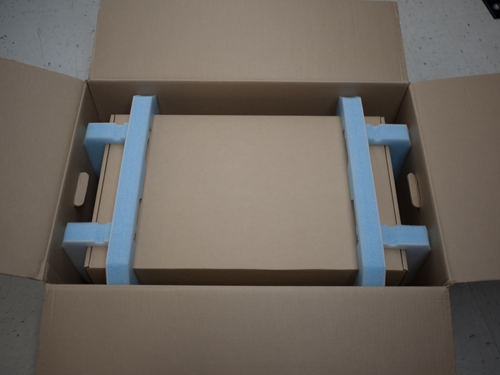 Foam and outer box