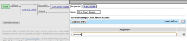 AskF5 | Manual Chapter: Integrating APM with Citrix XML Brokers