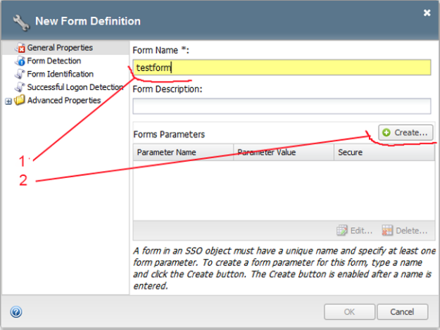 AskF5 | Manual Chapter: Form-based Client-initiated Single Sign-On ...