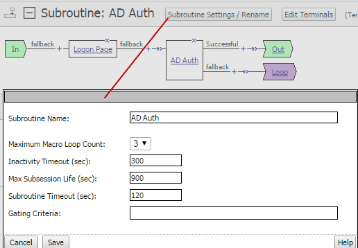 AskF5 | Manual Chapter: Step-Up Authentication with APM